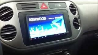 2011 VW Tiguan - Stereo Installation