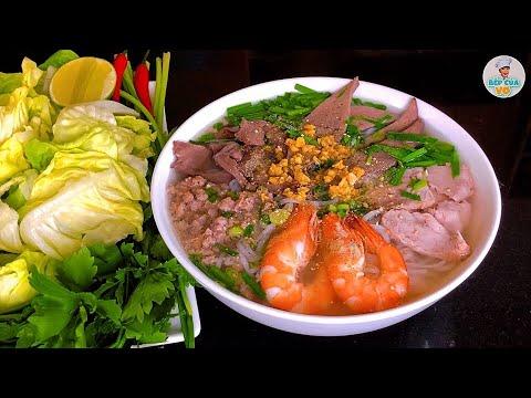 Bí quyết nấu HỦ TIẾU NAM VANG cực ngon như hàng quán | Bếp Của Vợ