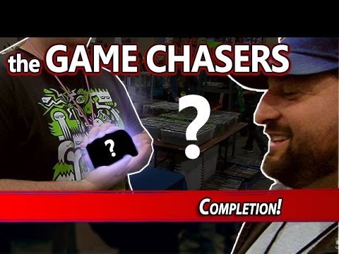 The Game Chasers Mini- Chode: Completion!