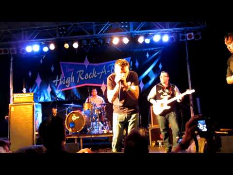 The Delta Bombers feat. Craig Shaw (The Excellos), High Rockabilly Calafell 2012, Part 5