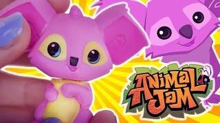 Animal jam koala code & toy review   alice lps