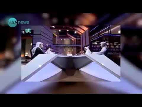 لاول مرة يستضاف رادود حسيني على شاشة تلفزيون سعودي لطميات حسينية في برنامج الاعلامي داوود ا
