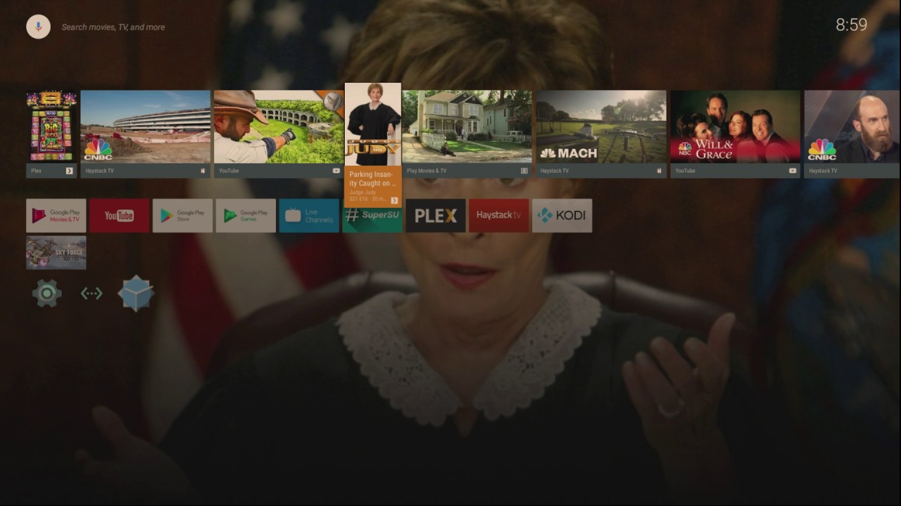 LineageOS Custom Rom on Shield Android TV (2015)