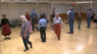 Squaring the Circle - English Country Dance