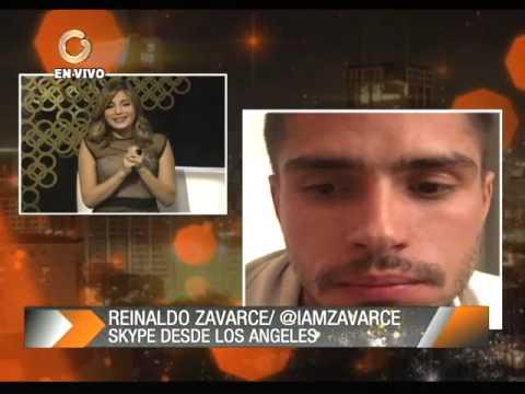 Reinaldo Zavarce: No fue fácil incursionar en la actuación en Los Ángeles