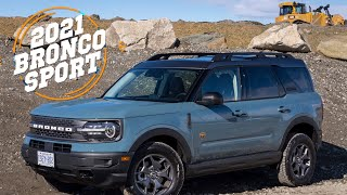 2021 Ford Bronco Sport Badlands Review - Is This the Only Bronco You Need?