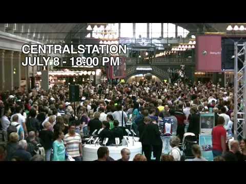 [OFFICIAL] Michael Jackson Dance Tribute Pt2 - STOCKHOLM