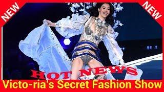 Victoria's Secret Fashion Show 2017 : la grosse gamelle du mannequin Ming Xi
