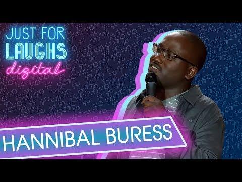 Hannibal Buress Stand Up - 2012