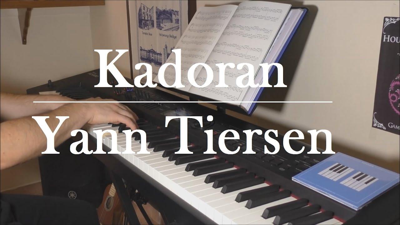 Eusa Piano Solo Yann Tiersen