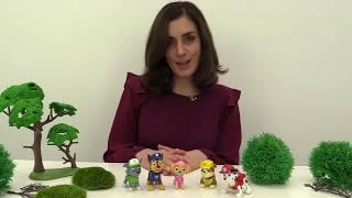 Picknick  mit Paw Patrol Toys. Videos für Kinder.