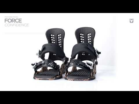 2018 Force Snowboard Binding | Union Binding Company
