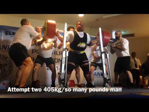Jeza from Nauru 405kg RAW