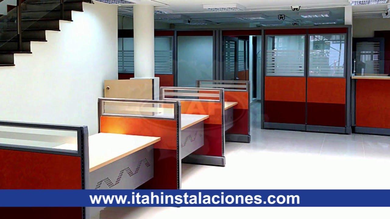 Mobiliario bancario muebles para oficina youtube for Mobiliario de oficina pamplona