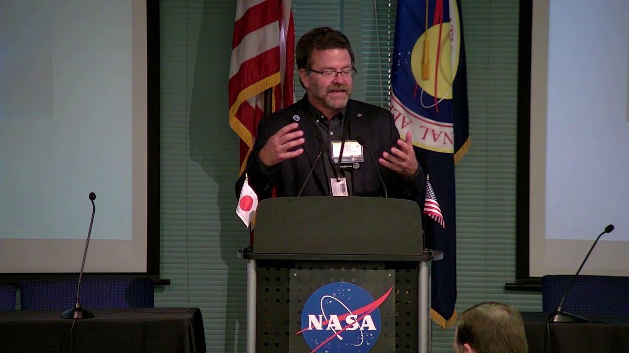 NASA Exploration Science Forum 2019 - Greg Schmidt