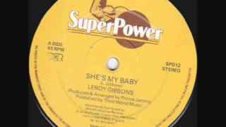 Leroy Gibbons - She