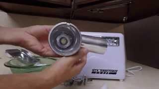 STX Turboforce 3000 grinder review