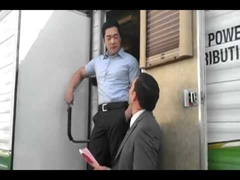 The Mentalist - interview with Tim Kang! -Owain