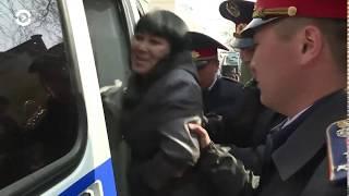 Казахстан: торжества и аресты | ВЕЧЕР
