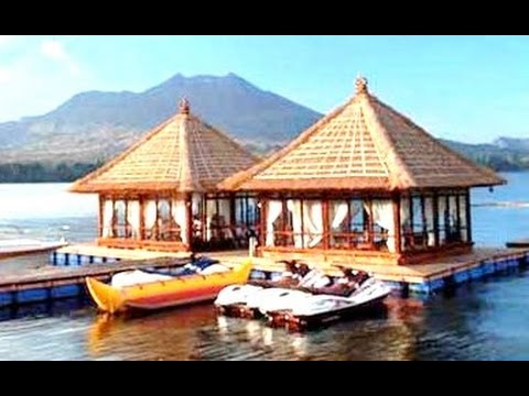 resto-apung-kintamani-danau-batur---floating-restaurant---wisata-kuliner-bali-indonesia-[hd]