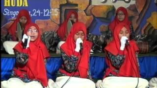 Jabal Rohmah Putri - Festival Al Banjari PPQ Nurul Huda Singosari Malang 2015 ke 2