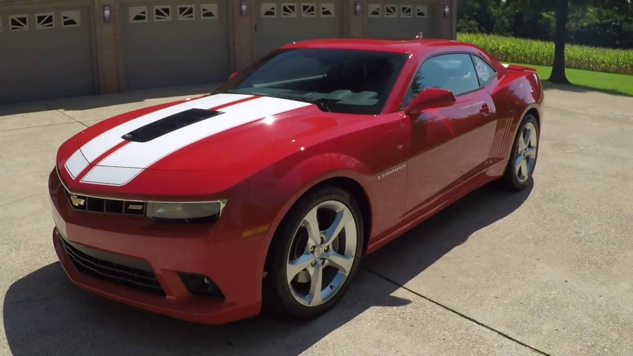 hd video 2015 chevrolet camaro 2ss ss red camaro rs navigation