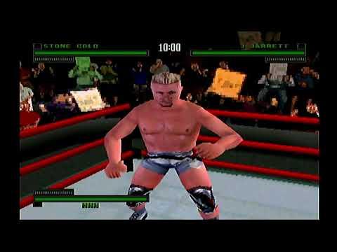 WWF Attitude: Career Mode With Steve Austin (World Title)