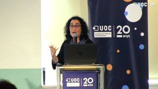 UOC Research Showcase 2015 - Milagros Sainz