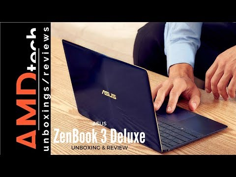 Asus ZenBook 3 Deluxe UX490 Review: More Premium than the MacBook Pro?