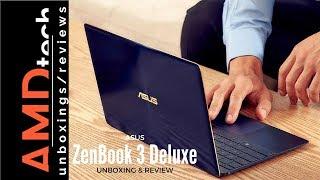 Asus ZenBook 3 Deluxe UX490 Review: More Premium than the MacBook Pro?