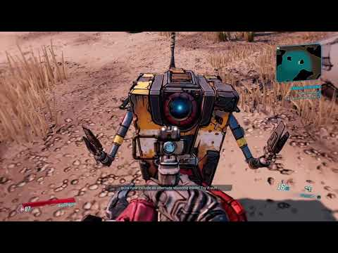 Borderlands 3) part 1 a very wholesome game |