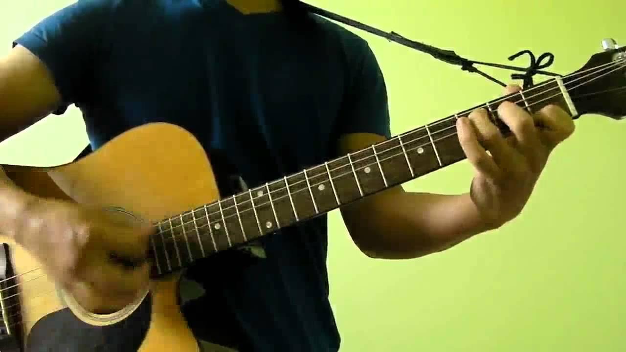 A Team Ed Sheeran Easy Guitar Tutorial No Capo With Strumming