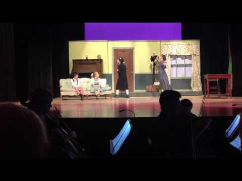 Brimstone & Treacle, Part 2 from Mary Poppins - Friends School of Baltimore Middle School production