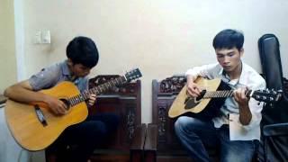 Ánh Nguyễn-Lê Du - Thành Phố Mưa Bay - Guitar