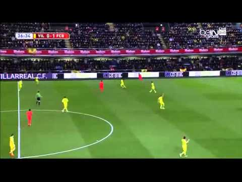 Villarreal vs Barcelona 1 3 Full Match Copa Del Rey 4th March 2015