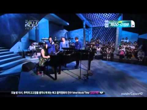 4MEN & Jin Bora - Love Song [Eng. Sub - Big Bang]