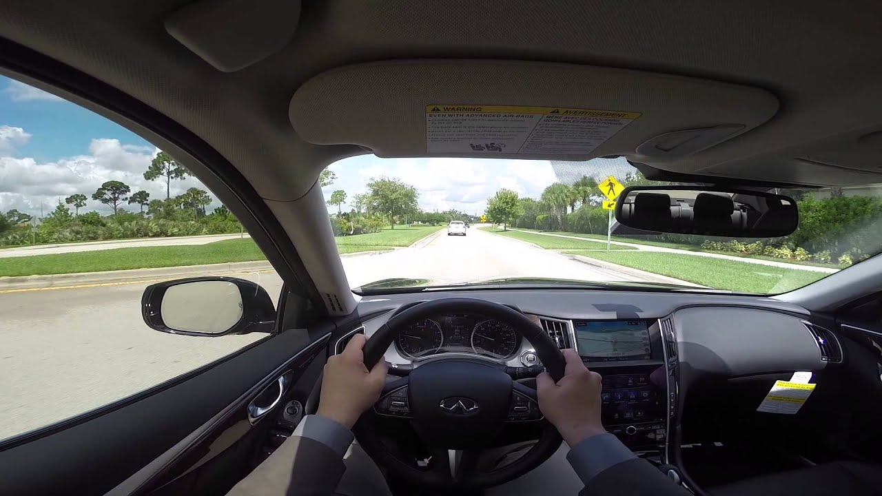 Test Drive Mobil