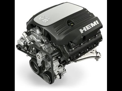 Sounds Of The Dodge 5 7l Hemi V8 Youtube