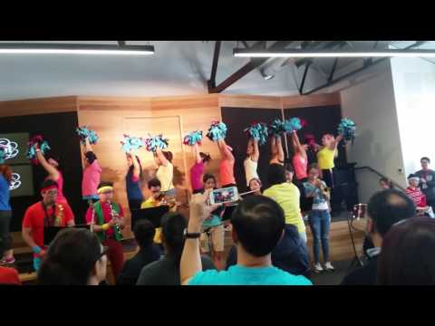 Funky Town by Music & Dance Group September KosenRufu