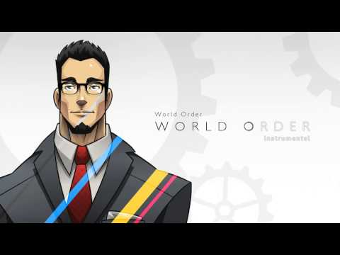 World Order ~Instrumental~ (Romaji & English lyrics)