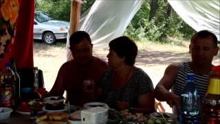 Наш отдых на Волге(Небольшое кино про наш отдых (совместно с днем рождения родственника) на Волге на базе отдыха