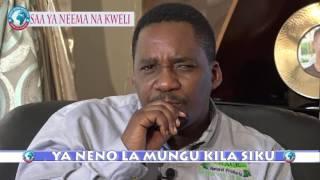 Mzee Wa Neema-KUMJUA MUNGU NA SERIKALI ZAKE  Part 4
