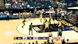 Game Recap: Seattle Storm vs Tulsa Shock