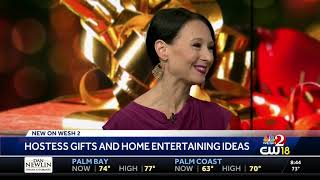 Holland Valley Coffee featured on Holiday Entertaining and Host/Hostess Gifts on ABC Action News/CW