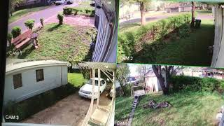 """RAYMOND LOUIS IVY SHOWS: """"BARRY BOYCE JR. STALKING HIM FOR 3RD DAY IN A ROW 4/22/19 4/23/19 4/24/19!"""