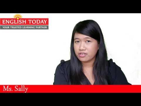 English Teacher Jakarta Ms  Sally English Today