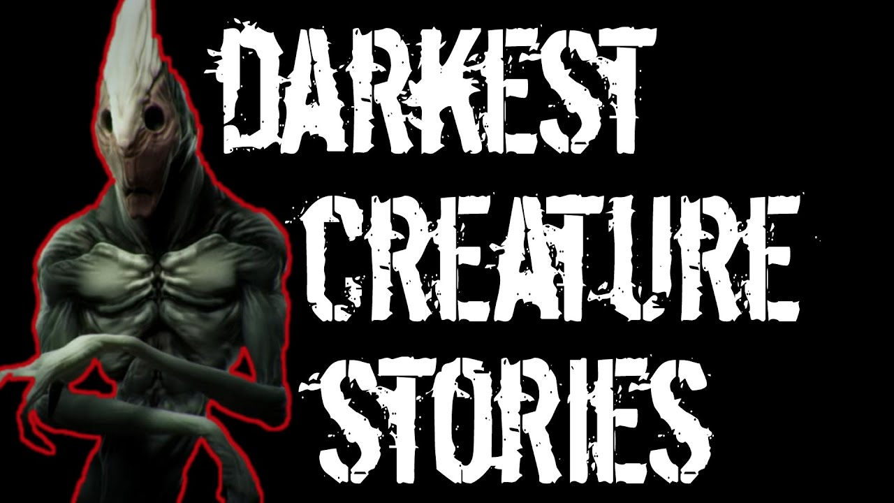 Short Creepy Monster Story | TRUE Scary Stories to Tell in the Dark