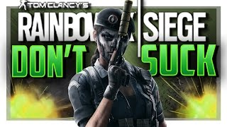 How To NOT SUCK with Caveira in Rainbow Six Siege!