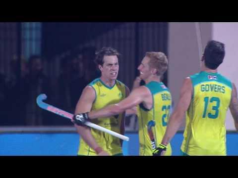 HWL 2017: Australia beat Germany to reach the final