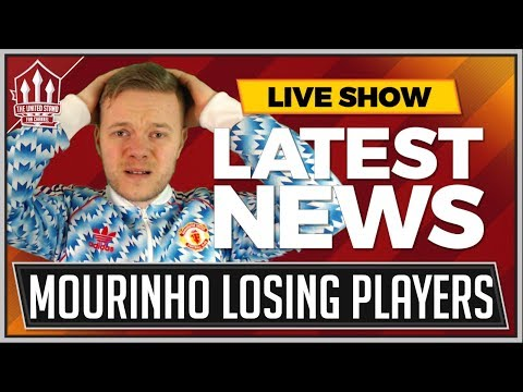 Mourinho STUNS Manchester United Players With Latest Outburst!